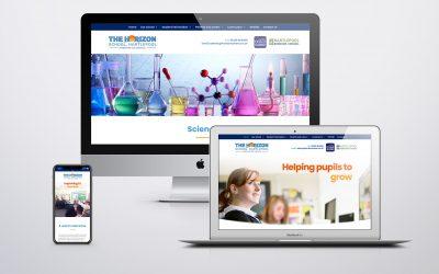 New school website launch